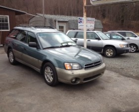 2000 Outback SW: $4200